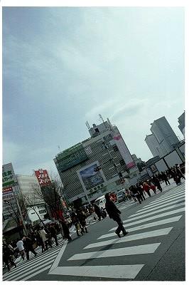 新宿 東口