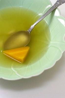 翌日のスープ