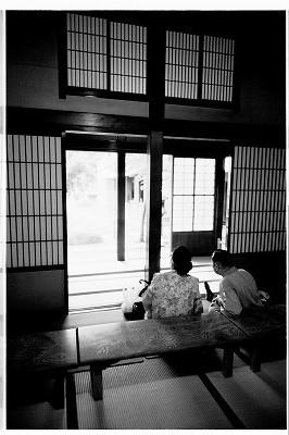 旧岩崎邸 和館で