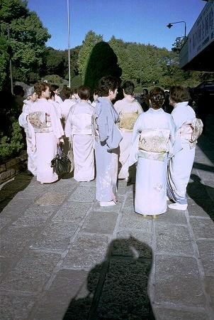 日本武道館で