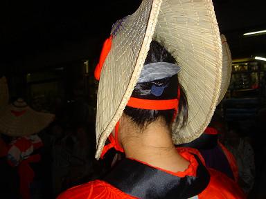 西馬音内盆踊り1008