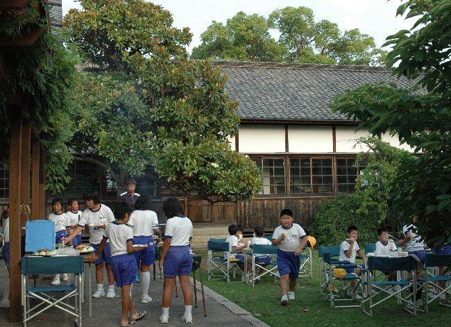 二宮小学校キャンプ 092