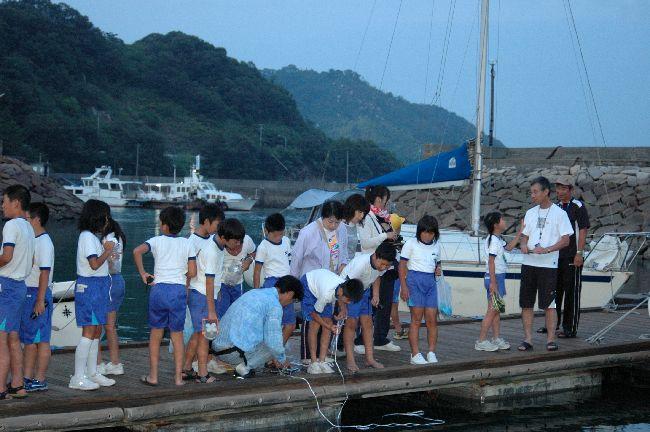 二宮小学校キャンプ 099