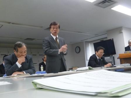 てくのハウスMAKINOグループ会長 牧野伸彦氏による挨拶から始まりました