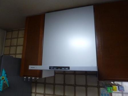 ⑫前面幕板を取付けてればスマートスクエアの完成です。