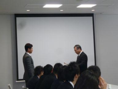 牧野次長が取締役部長へ昇格!!
