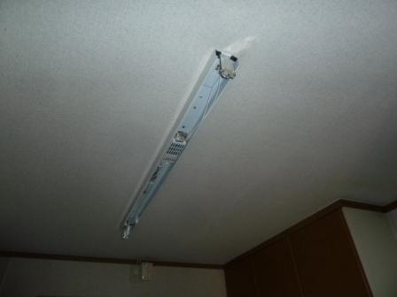 LED仕様にちょこっと改造…