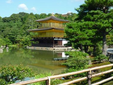 2010.8京都 金閣寺