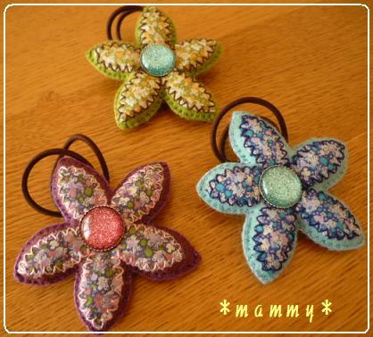 2010.12大人お花ゴム 03