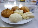 蒸しパン・サワー種を使ったパン