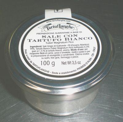 トリュフ塩1
