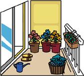 居室内の明るさは光の取り込み方がポイントで大きな窓の場合、結露や断熱対策をしているか、チェックする