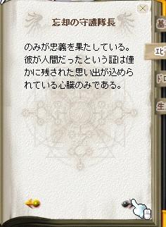 忘却の守護隊長3