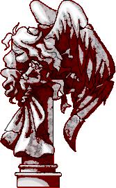 血の女神像2