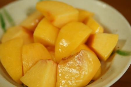 黄桃なのです