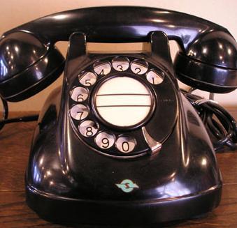 固定電話 ダイアル式