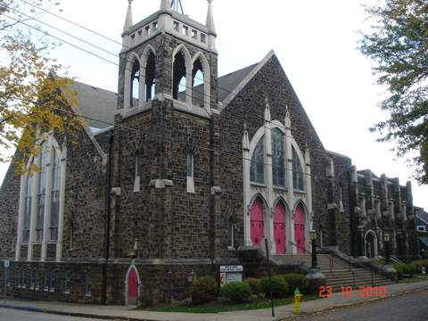 Mifflin Avenue United Methodist Church