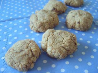 米ぬかクッキー1