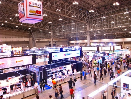 キャラホビ2009C3×HOBBY幕張メッセ国際展示場