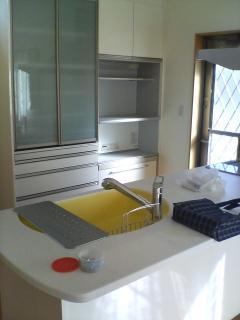 完成:キッチン