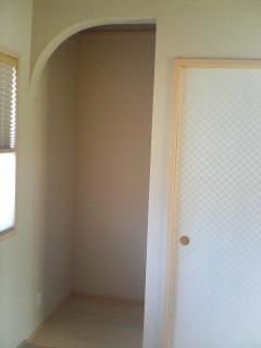 完成:和室