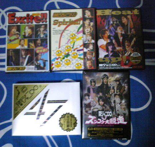 Kanjani DVD