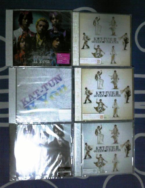 KAT-TUN Album