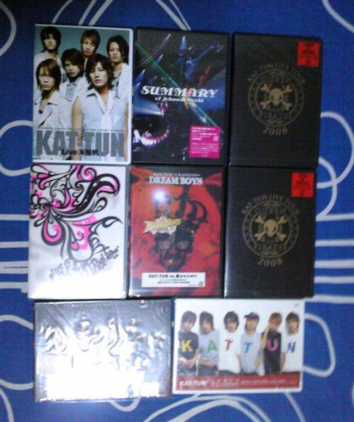KAT-TUN DVD