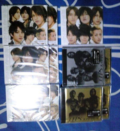 KAT-TUN Single-2