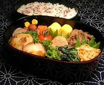 銀鱈の西京味噌漬