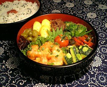 海老のサムジャンマヨ炒め