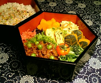 牛肉と玉葱のBBQ風味炒め
