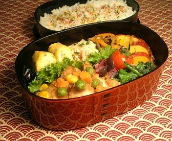 鶏肉の甜麺醤マヨネーズ焼き