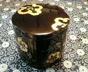 梅型弁当箱1