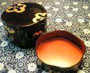 梅型弁当箱2
