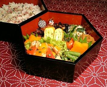 豚肉のカラフルマヨ生姜焼き