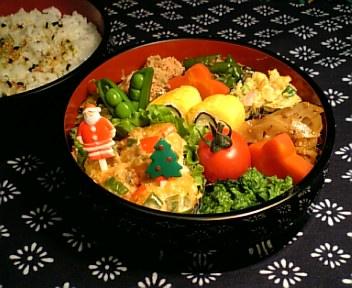 海老の搾菜マヨネーズ炒め