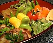 春野菜オンパレード