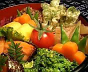 春野菜達…