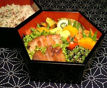 鶏肉の西京味噌漬 山椒風味