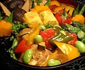 夏野菜たっぷり!