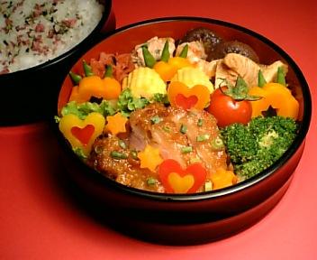 蒸し鶏のピリ辛葱味噌焼き