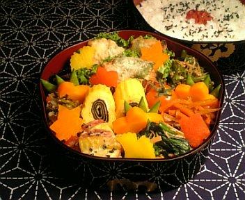 真味の生姜味噌風味天ぷら