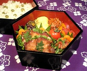 山椒風味の柔らか煮豚