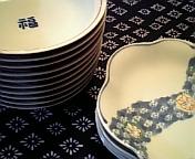 小鉢とお皿