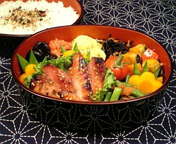 鶏肉のハニー味噌風味焼き