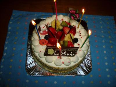2007-2-11ケーキ