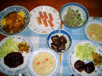 2007-1-8夕飯