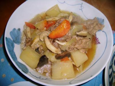 2007-2-5夕飯4