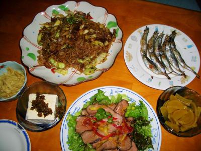 2007-3-1夕飯